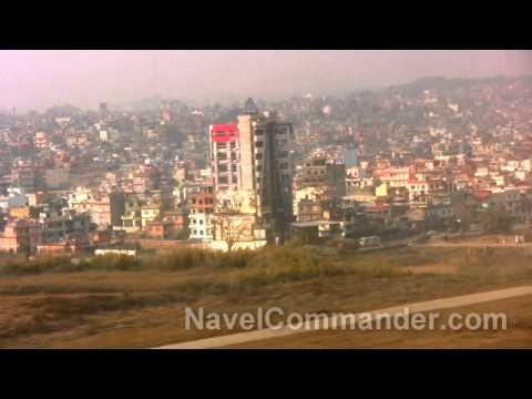 Nepal 1 Kathmandu Airport Arrival