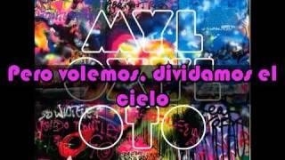 Coldplay - U.F.O (Subtitulado)