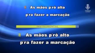 ♫ Demo - Karaoke - PRA FAZER A MARCAÇÃO - Bandalusa