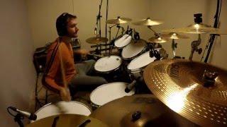 Kizomba Drum Cover - Ela Me Kuia (G-Amado & Daduh King)