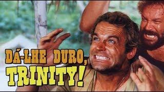 Dá-lhe Duro, Trinity! - dublagem Herbert Richers (TV)