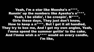 YG ft. Drake, Kamaiyah - Why You Always Hatin? (Clean w/ Lyrics)