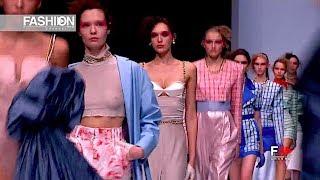OKSANA FEDOROVA Spring Summer 2019 MBFW Moscow - Fashion Channel