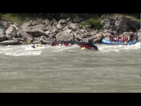 kaligandaki rafting in nepal