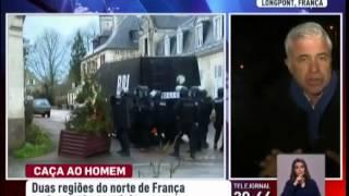 A missão quase impossível de localizar os autores do atentado em Paris
