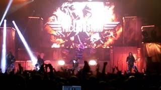 Sabaton - The Last Stand Live 13/01/2017