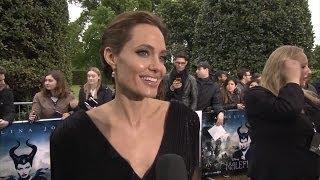 'Maleficent' UK Premiere
