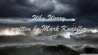 Why Worry (cover)