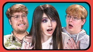 YouTubers React To 10 Videos With 1 Million Views This Month (Non-Music Videos)