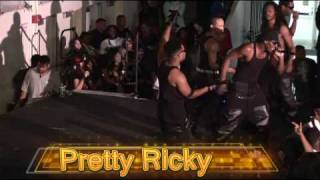Pretty Ricky - Your Body - Hip-Hop Drive TV Show in HD