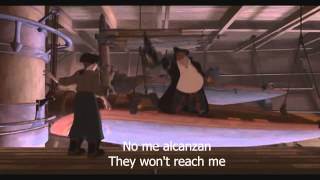 Treasure Planet-I'm Still Here- Spanish Sub+Trans