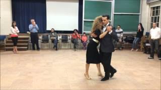 TANGO SOUL - Bryant & Faye Lopez - UofT Tango Club April 2014