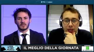 Intervista a Enrico Lanati - Le Fonti TV - 02/03/2018
