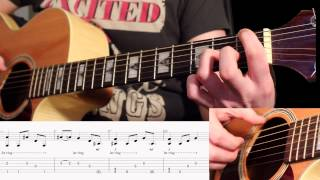 'Blackbird' - by Alter Bridge - Intro Guitar Lesson (With Tabs)- FULL COVER COMING THIS WEEKEND! :-)