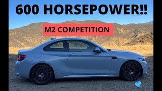 600HP BMW M2 Competition - One Take