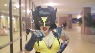 Long Beach Comic Expo 2016 Cosplay Music Video