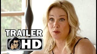 CRASH PAD Official Trailer (2017) Christina Applegate, Nina Dobrev Comedy Movie HD
