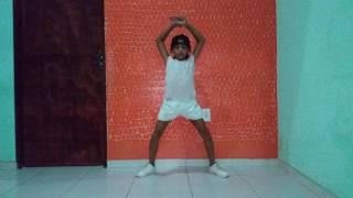 Criança dançando  Funk  Olha A Esxplosão