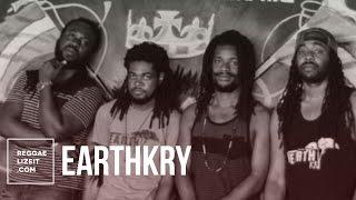EarthKry live @ Bourbon Beach, Negril | ReggaelizinJA
