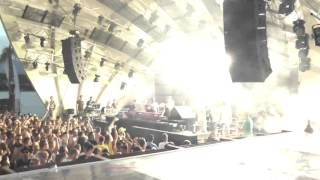 Joseph Capriati plays MDMA @ Sonus Festival, Day2, Zrce beach, Papaya club (17-08-2015)
