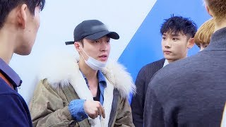 """[ENG] 180130 Idol Producer EP3 Preview: Zhang Yixing Personally Demonstrates """"Shake Together"""""""