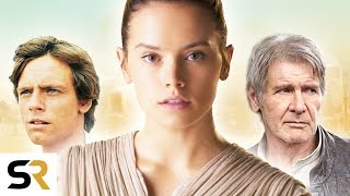 Star Wars Secrets: Who REALLY Is Rey's Father? [Documentary]