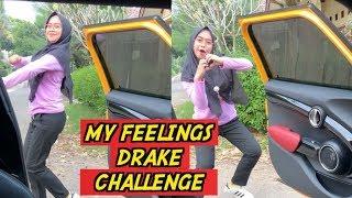 MY FEELINGS DRAKE CHALLENGE (KIKI DO YOU LOVE ME)