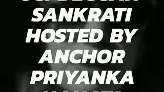 Best Anchor Compere  Presenter Mc Priyanka hosting for JCI
