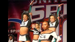 Cheer Extreme C4 Bomb Squad HITS at SOH 2019