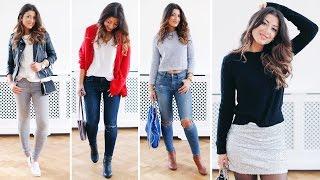 Sweater Weather Lookbook | Mimi Ikonn