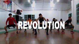 Diplo - Revolution Dance Cover | Amy Choreography