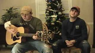 The Old Rugged Cross cover by Jared & Jordan Courington