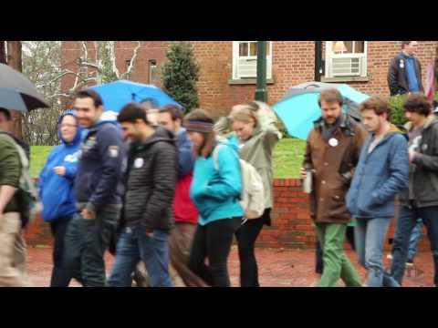 The Bobcat Unity Walk celebrates diversity of the Ohio University community and the experiences that unite us.  Read the full story: http://www.thepostathens.com/article/2017/02/unity-walk-ohio-university  Video by Alisa Martinez and Thalia Badio