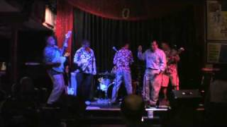 """""""The Rip-Tides"""" - Moon Dawg! Live at """"Angelicas Bistro"""" -  1- 7 - 2011"""