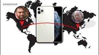 LE ROBARON su  iPhone y  FUE POR ÉL HASTA CHINA y DESCUBRIÓ ALGO ASOMBROSO