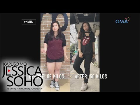 Kapuso Mo, Jessica Soho: #Fitspiration secrets, alamin!