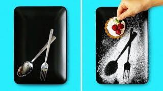 28 BEAUTIFUL FOOD DECOR IDEAS