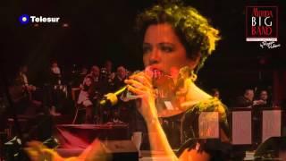 """""""Aventurera"""" interpretado por Natalia Lafourcade y Mérida Big Band by Ranier Pucheux"""