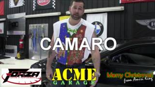 "Chevy Camaro Parody ""Camarow"" - Amiri King"
