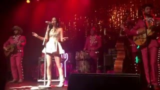 Kacey Musgraves - A Spoonful Of Sugar cover - National Old Centre Center, Indianapolis IN