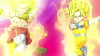 Dragon Ball Fusions - 1° TRAILER UFFICIALE - FIRST OFFICIAL TEASER TRAILER!!! (Nintendo 3DS)