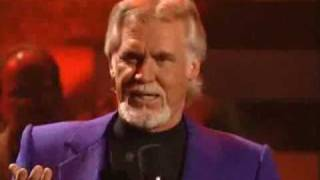 "Kenny Rogers talking about Lionel Richie's ""Lady"""
