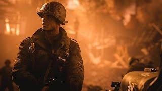 Oficjalny zwiastun zapowiadający Call of Duty: WWII [POL]
