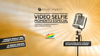 Concurso Video Selfie Momento Especial