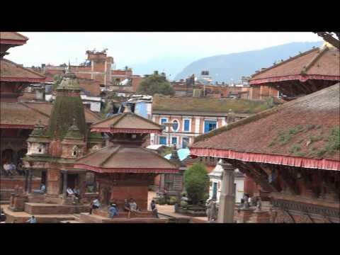 Remy & Rene in Nepal 2012: Patan Royal Square