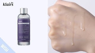 Essential Oil Free Toner For Those Sensitive To Scents | Klairs Supple Preparation Unscented Toner