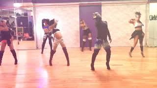 Cardi B Money Choreography