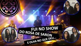 ROSA DE SARON EM PIEDADE RJ -  OLHA NO QUE DEU...  | GÊMEAS MESQUITA