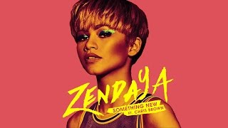Zendaya & Chris Brown - Something New (Instrumental + Lyrics)