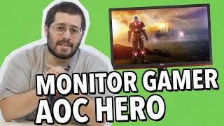 REVIEW: MONITOR GAMER AOC HERO